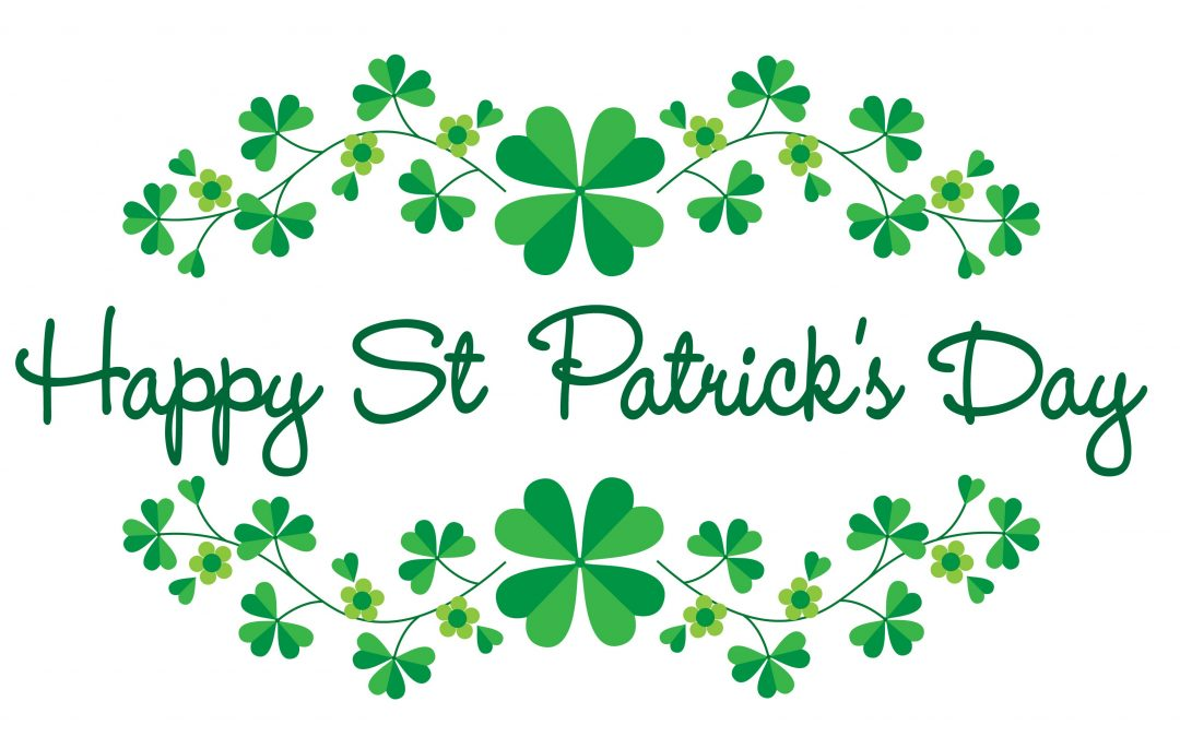Happy St Pattrick's day!